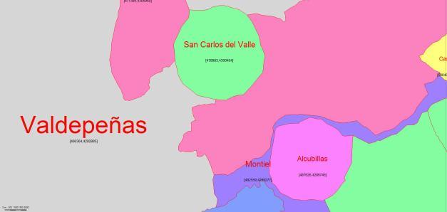 Municipio más redondo de España, San Carlos del Valle (Ciudad Real)